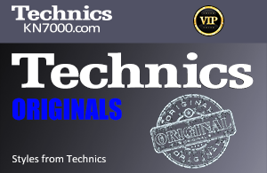 [VIP] Technics Originals